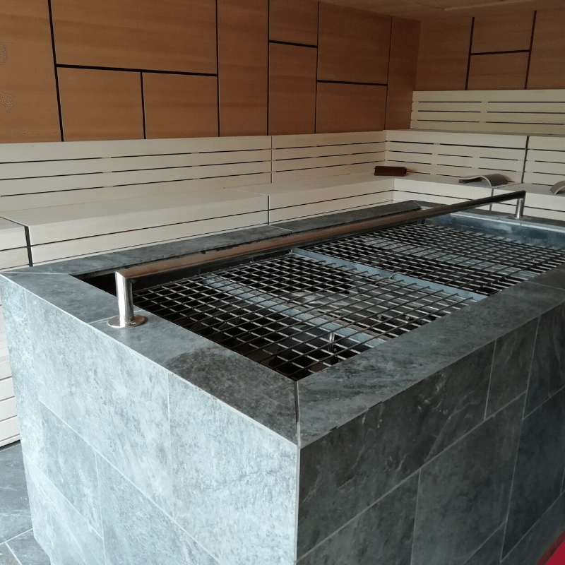 Saunakachelspiraal Sauna Ofen 90 kW